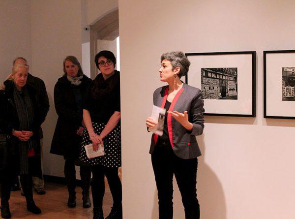 """Curator's Tour: Sarah Robayo Sheridan"""