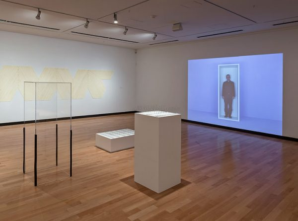 """""""Installation view of Why Can't Minimal, 2014. Image credit: Toni Hafkenscheid"""""""