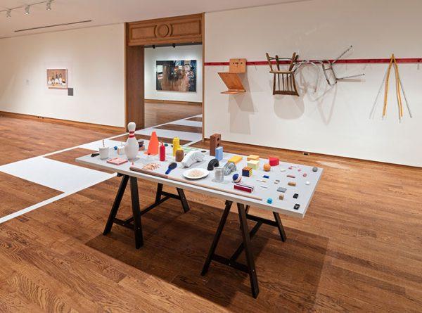 """""""Installation view of Showroom, 2016. Image credit: Toni Hafkenscheid."""""""
