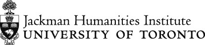 Jackman Humanities Institute of the University of Toronto Logo