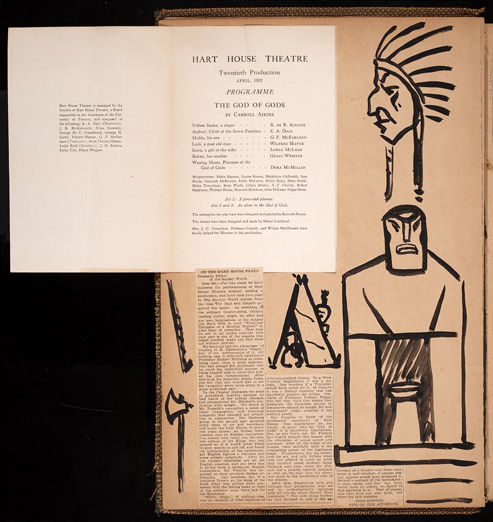 god of gods booklet