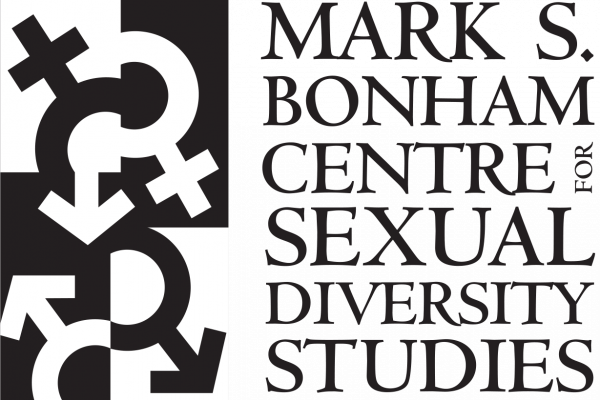 Mark S. Bonham Centre for Sexual Diversity Studies logo
