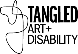 Tangled Arts + Disability Logo