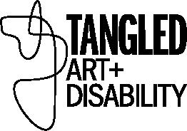 Tangled Arts + Disability Logo