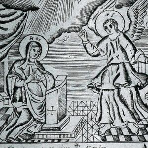 """""""Philotheou Monastery, Mount Athos, 1765. Vienna. Copper engraving. 31 x 23 cm"""""""