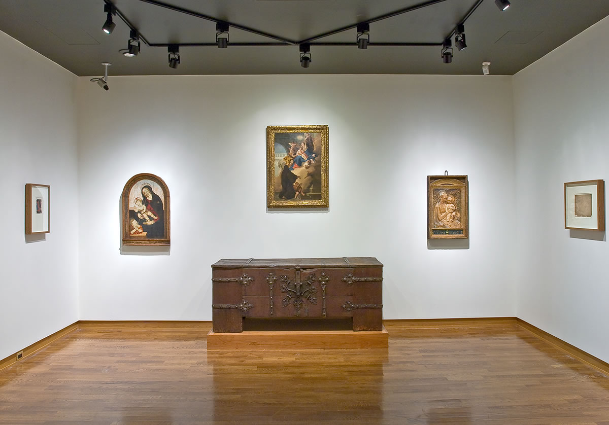 Installation view of Malcove Vision