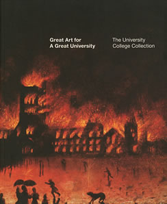 Cover of The University College Collection: Great Art for a Great University