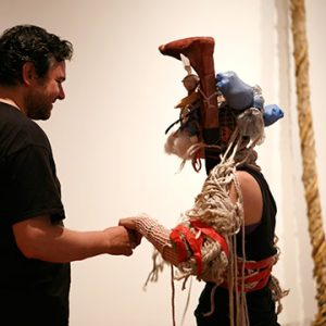'Opening Reception: The Flesh of the World""