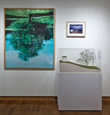 """Installation view of Traffic: Conceptual Art in Canada 1965-1980, 2010. Image credit: Toni Hafkenscheid"""
