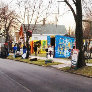 """The Detroit Heidelberg Project"""
