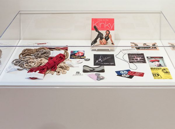 """""""Image: Installation view of Archiving Public Sex, 2014. Image credit: Toni Hafkenscheid"""""""