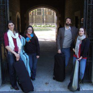 The Ton Beu Quartet