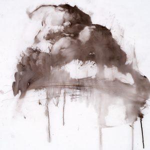 """Tony Scherman, Not titled, 2000. Oil on vellum. University of Toronto Art Collection. Gift of the artist, 2004"""