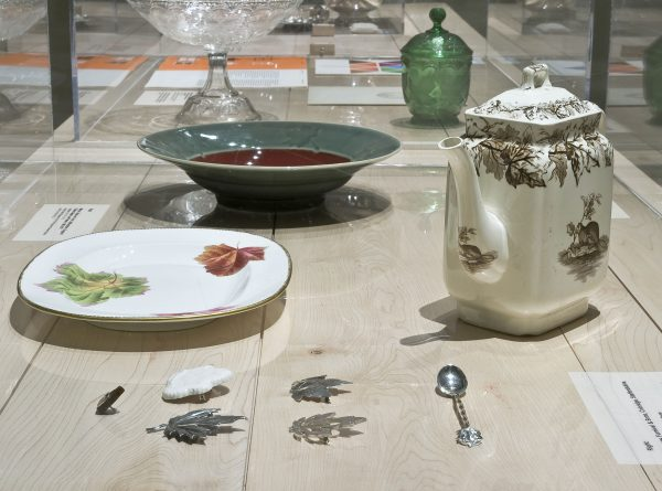 """Installation view of Beaver Tales: Canadian Art and Design, 2008. Image credit: Toni Hafkenscheid"""