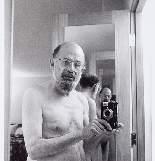 """Nude Ghosts: Allen Ginsberg, General Idea, and the Formation of Queer Eros"""