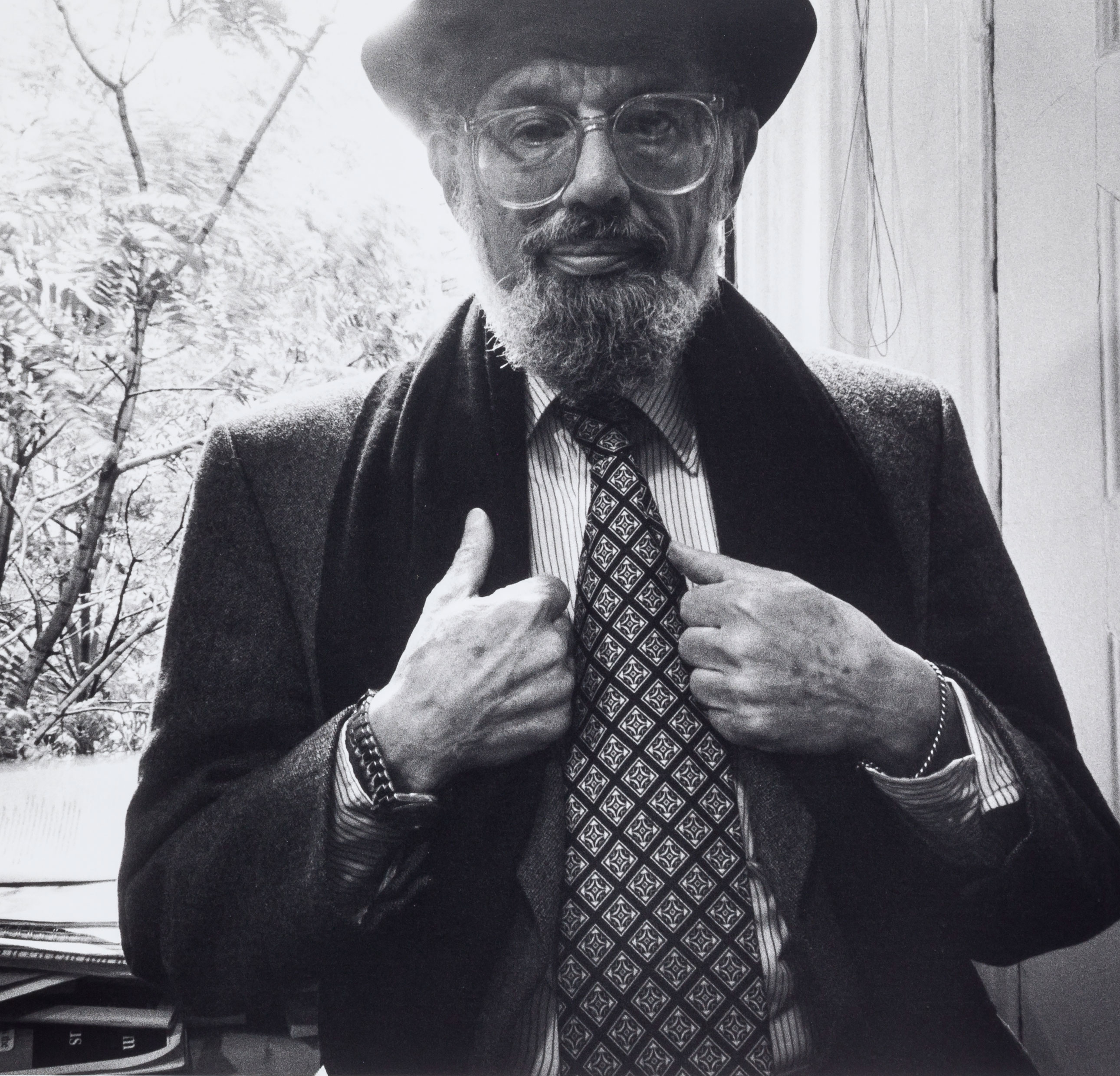 """Allen Ginsberg Photography Collection Tour: John Shoesmith"""