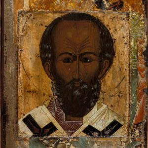 Depiction of St. Nicholas