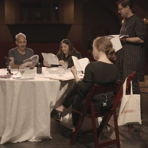 Table Reading of God of Gods