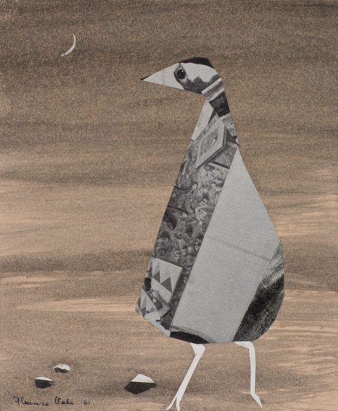 Florence Vale, Pregnant Bird, 1961