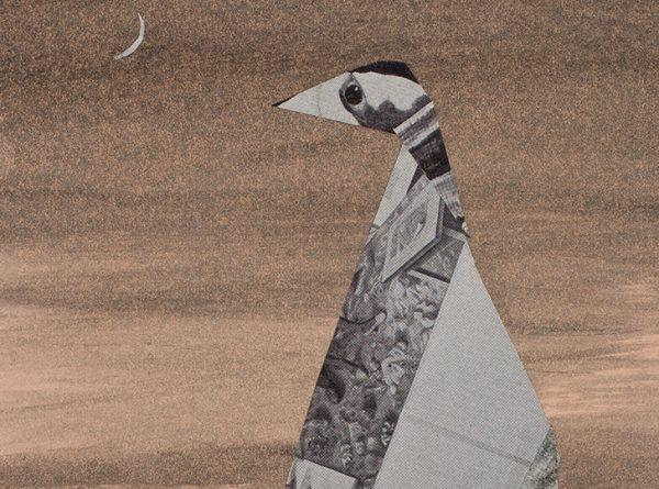 Florence Vale, Pregnant Bird, 1961