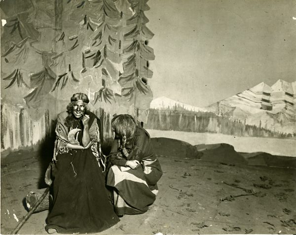 Production Still from Gods of Gods