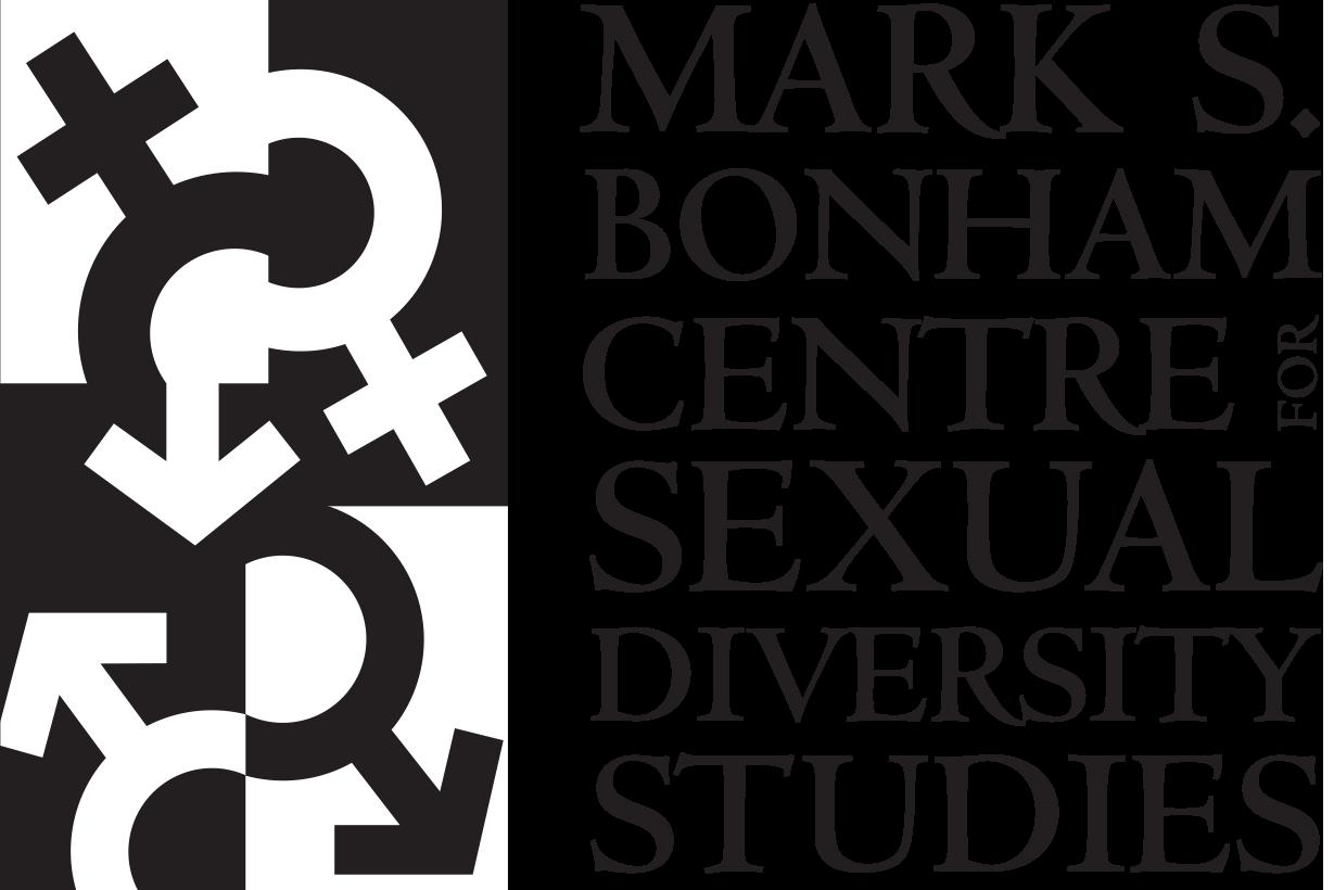 Mark S. Bonham Centre for Sexual Diversity Studies logo