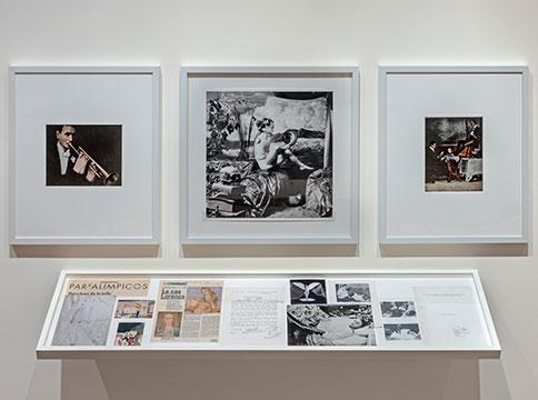 Framed works by Lorenza Böttner