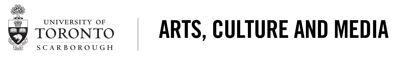 UTSC Department of Arts, Culture, and Media logo